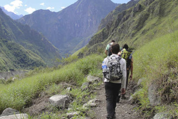 INCA JUNGLE TRAIL MACHU PICCHU 4D/3N